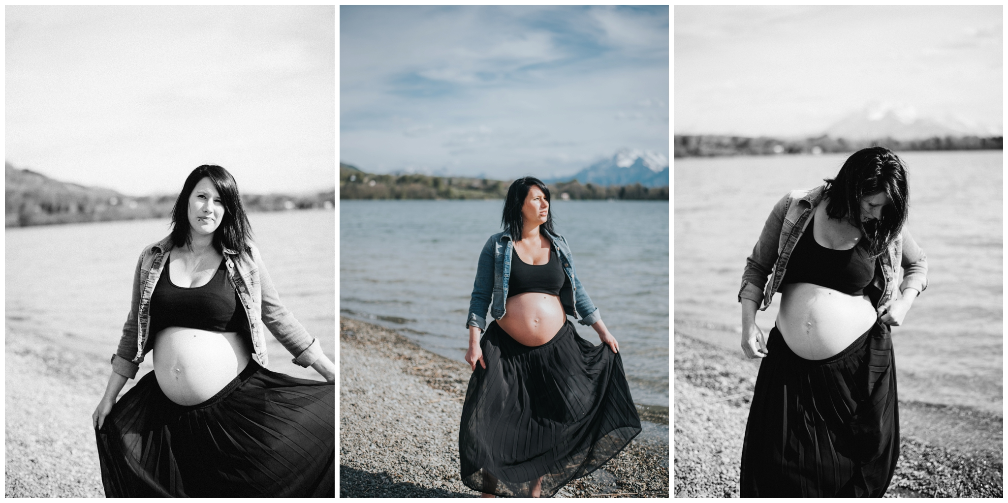 photographe grossesse grenoble annecy voiron future maman seance photo maternite